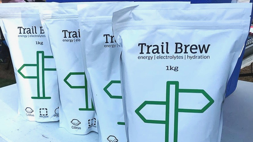 Trail Brew Packaging